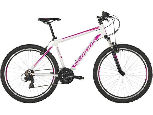Serious Rockville 27,5'', white/pink